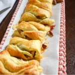 Texan Twist Pastry Braid | Dash of Jazz