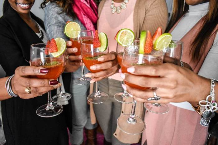 Girls' Night In - Founders' Day Edition | Dash of Jazz