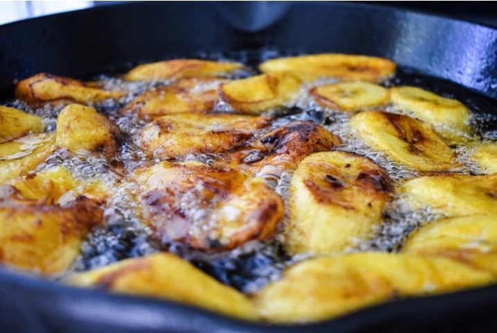 Dodo (Fried Plantain)
