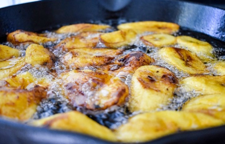 (Dodo) Fried Plantain | Dash of Jazz