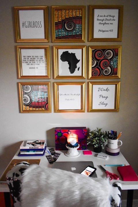 Home Office Tour | Dash of Jazz