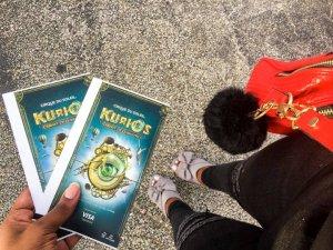 Cirque du Soleil Kurios | Dash of Jazz