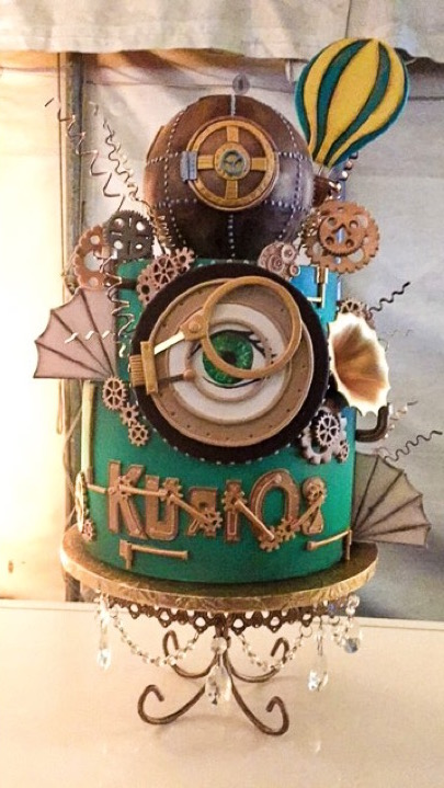 A recap of Cirque du Soleil Kurios: Cabinet of Curiosities' run in Houston, Texas by Dash of Jazz
