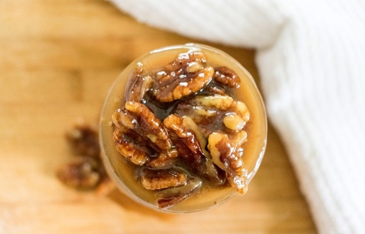 Simple Southern Praline Sauce | Dash of Jazz