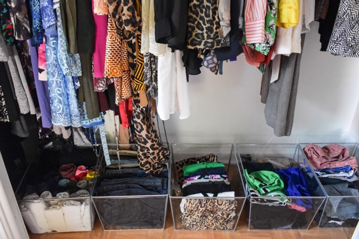 6 Easy Closet Organization Hacks + DIY Cedar Bags | Dash of Jazz