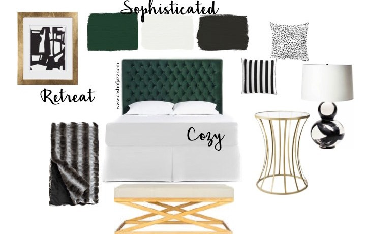 How to Make a Mood Board for Any Room | Dash of Jazz