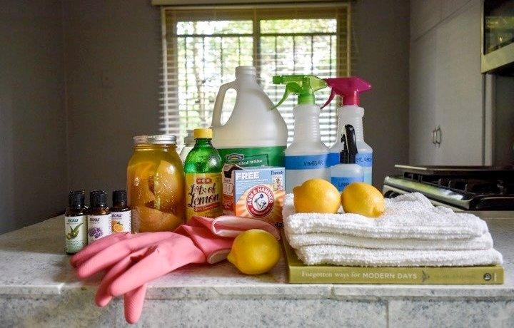 Pinterest Worthy Clean Home Routine | Dash of Jazz