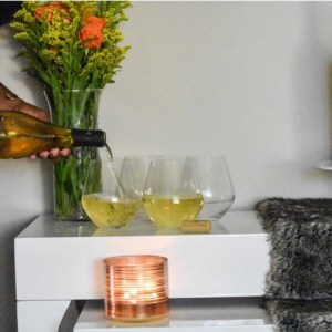 Create an At-Home Wine Bar