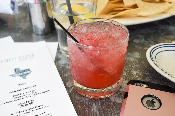 Brunch at Liberty Kitchen in Houston, Texas--what food and drinks to order when you visit by Dash of Jazz