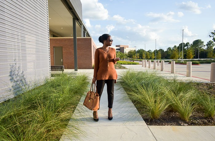 Sustainable, versatile pieces to wear to work & play as styled for a business casual office and off-duty activities by Dash of Jazz