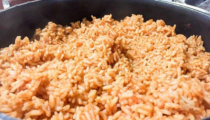 Nigerian Jollof Rice + Black History Month Virtual Potluck