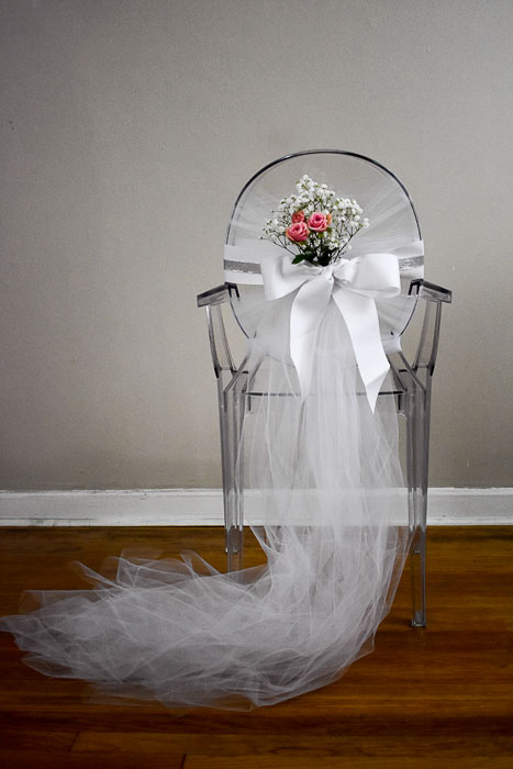 Bridal Shower Chair Tutorial