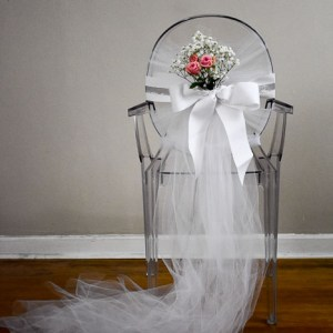 Bridal Shower Chair Tutorial
