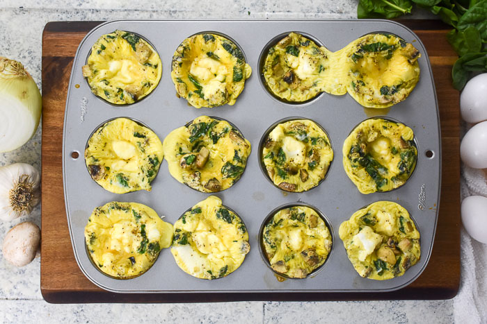 Gourmet Scrambled Egg Breakfast Muffins (Easy Make-Ahead Recipe)