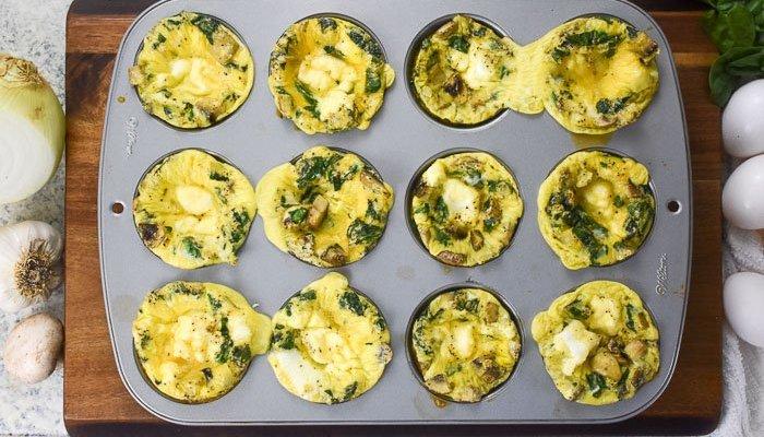 Gourmet Scrambled Egg Breakfast Muffins (Easy Make-Ahead Recipe)