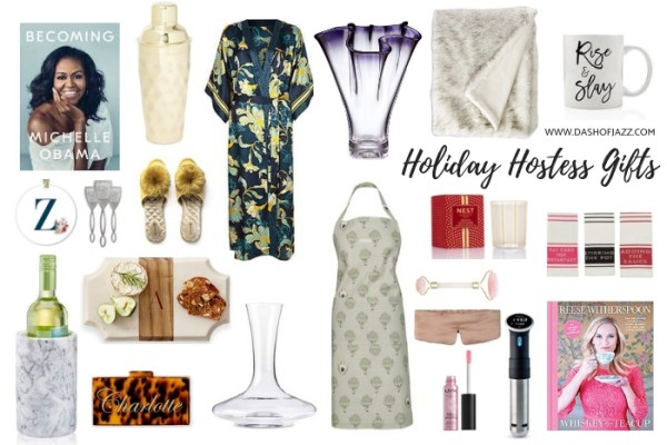 20 Gifts for Your Holiday Hostess