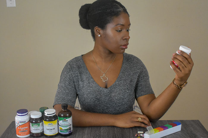 Chocolate Girls' Guide to Vitamins & Supplements
