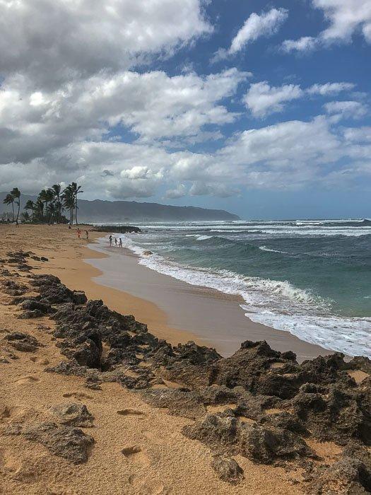 Haleiwa Ali'i Beach, Oahu