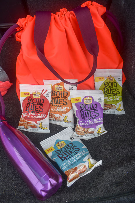 Foster Farms Bold Bites flavors