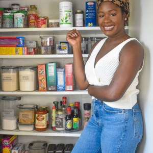 Small Pantry Organization Hacks