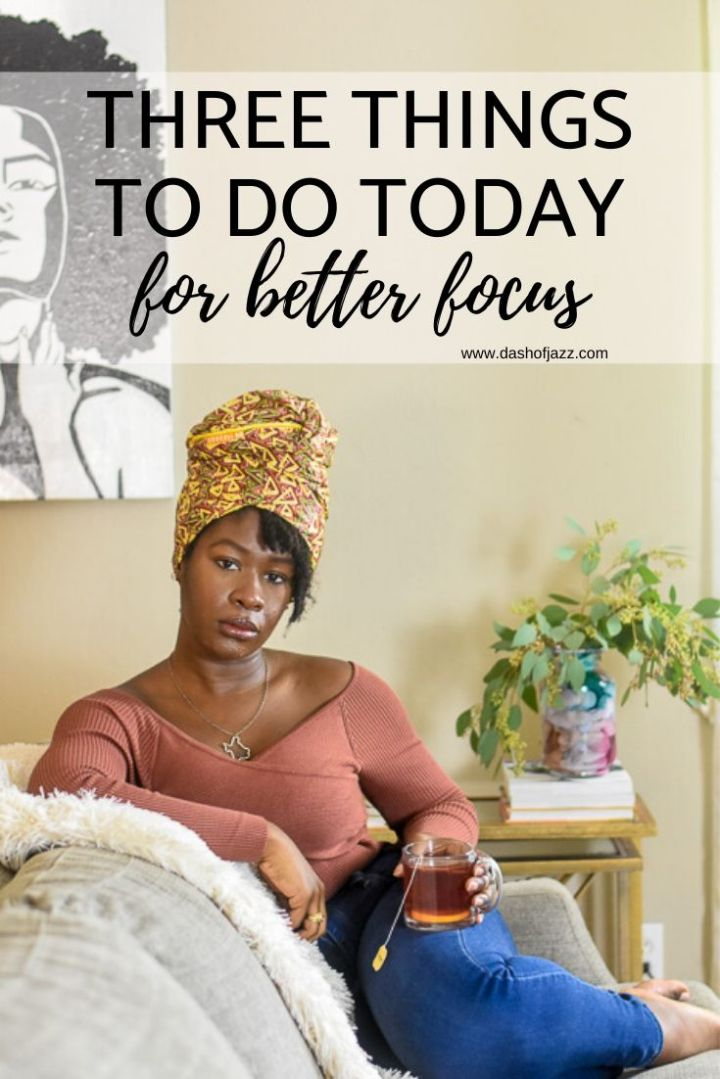 Fall Checkup - Three Ways I\'ve Improved My Routine