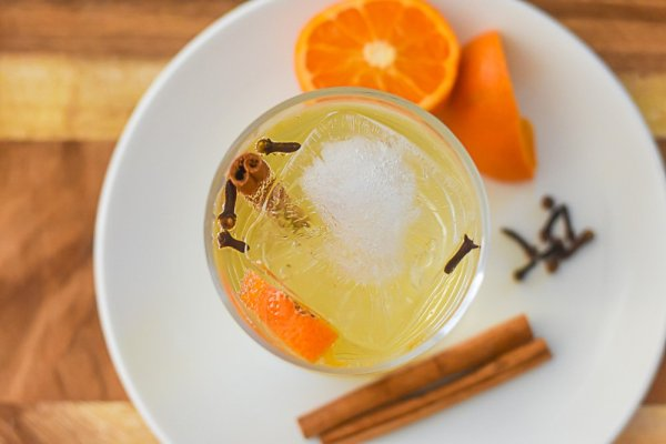 The Best Fall Gin & Tonic