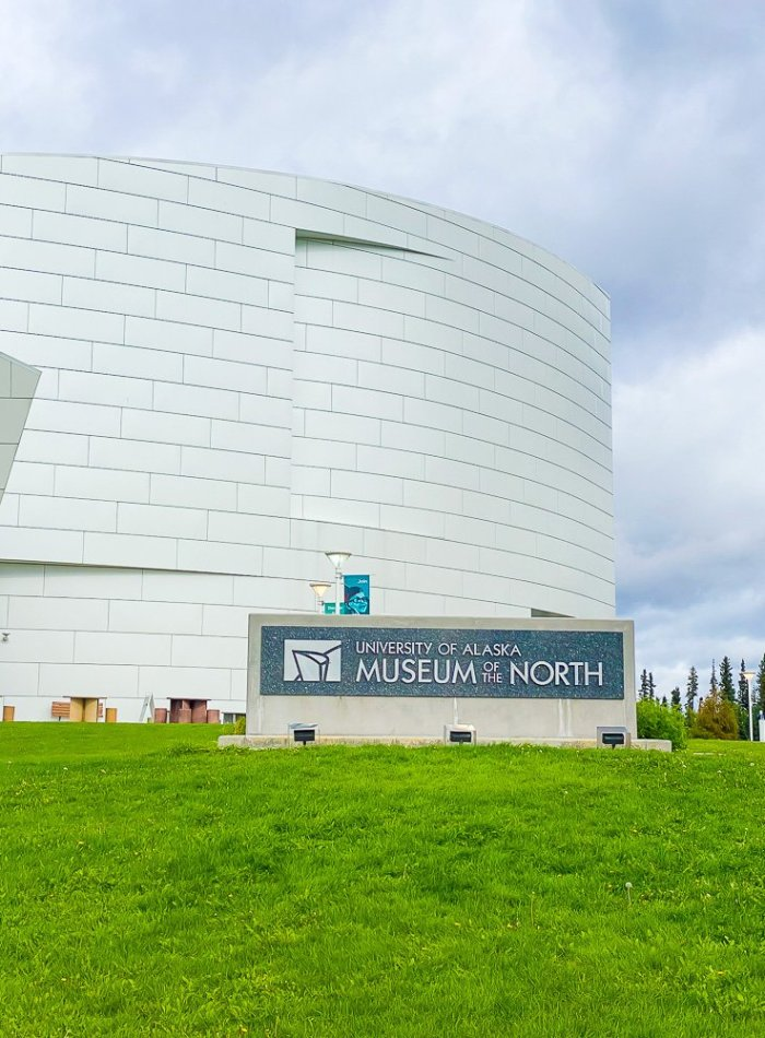 Museum of the North exterior.