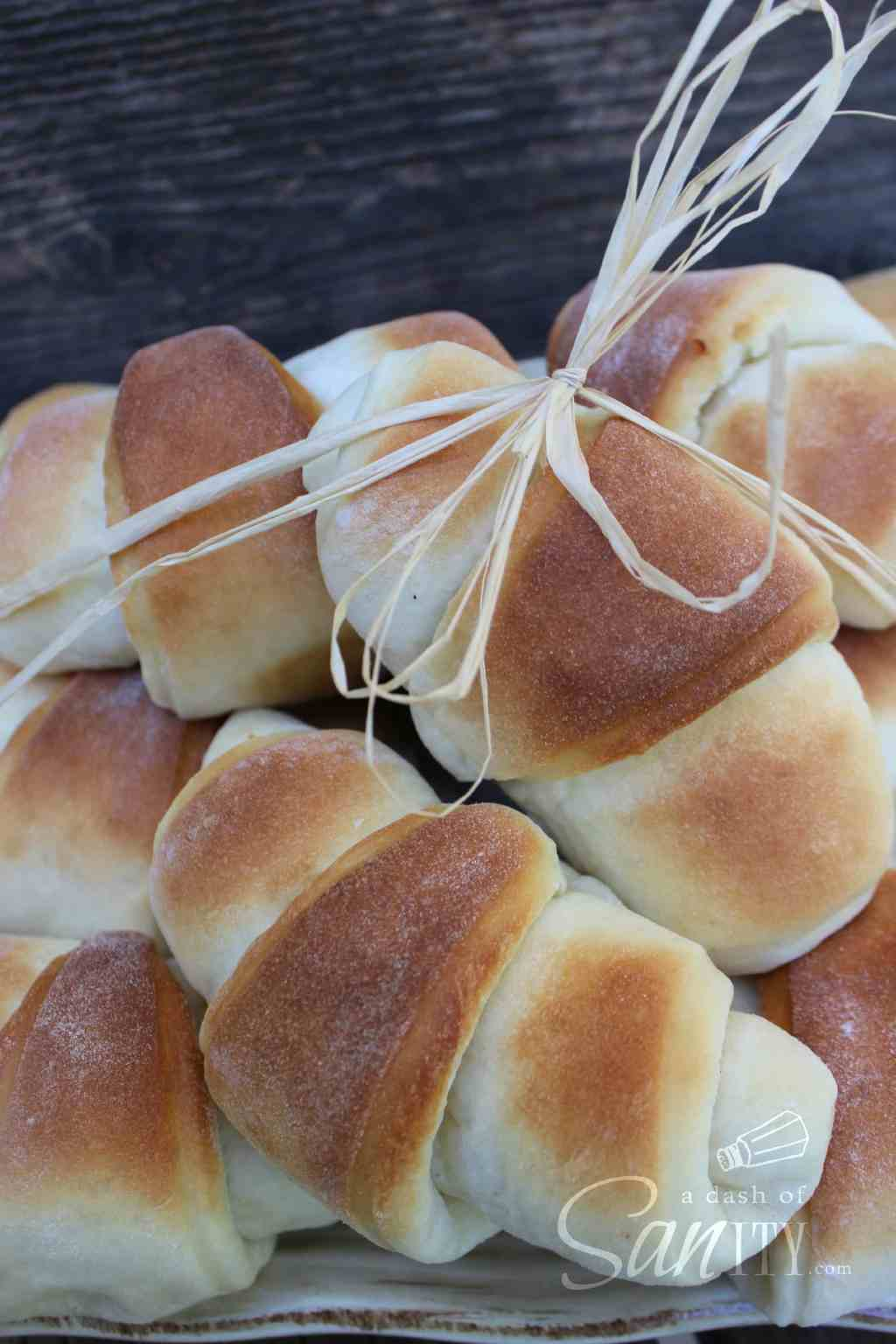 Dinner Sweet Rolls are delicious, soft, light rolls that are the perfect addition to any meal. These are so addicting, you may want to make a double batch.