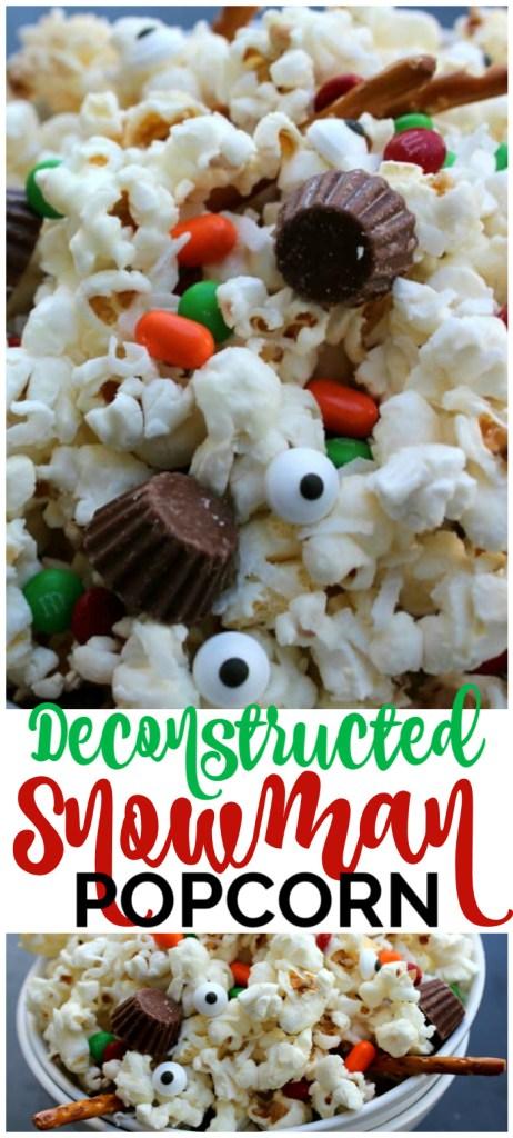 Deconstructed Snowman Popcorn pinterest image