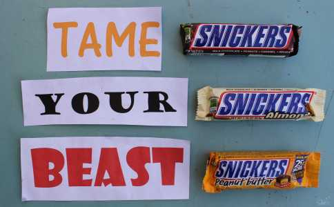 Sweet & Salty Caramel Snack Mix Tame Your Beast