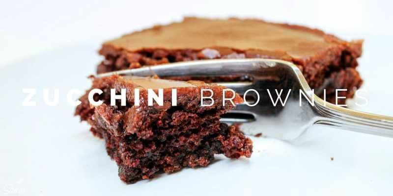 Zucchini Brownies Twitter