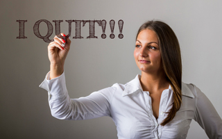 Recent Research Highlights Signs That an Employee is About to Quit