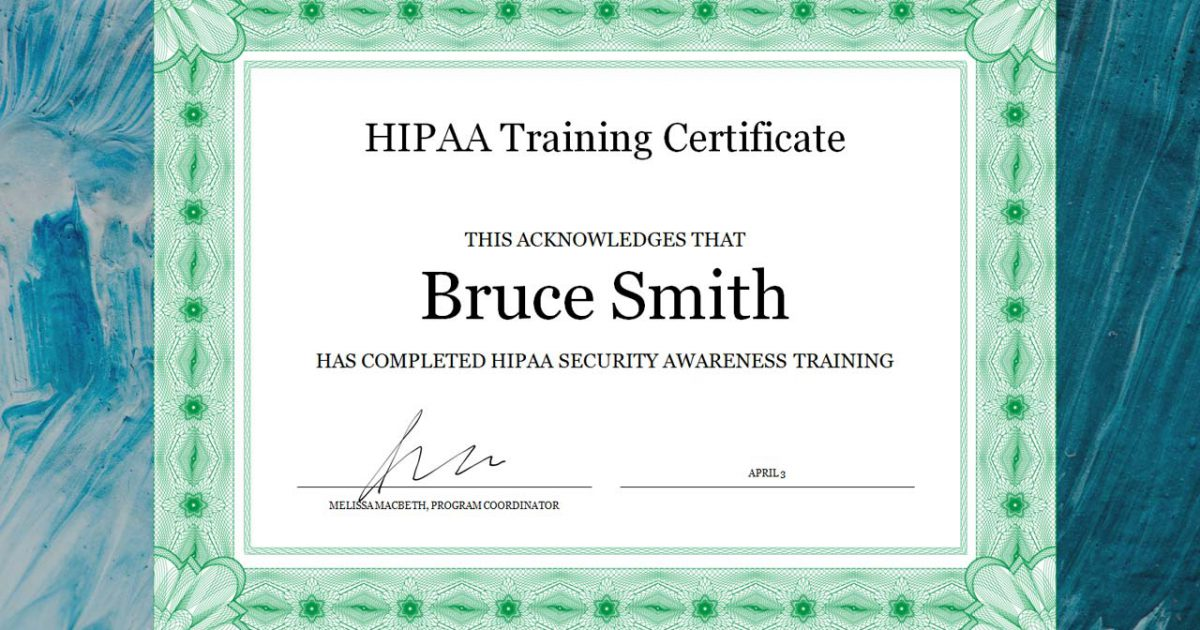 Different Security Training And Services