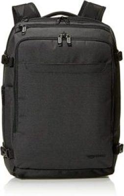 AmazonBasics Carry On Travel Backpack