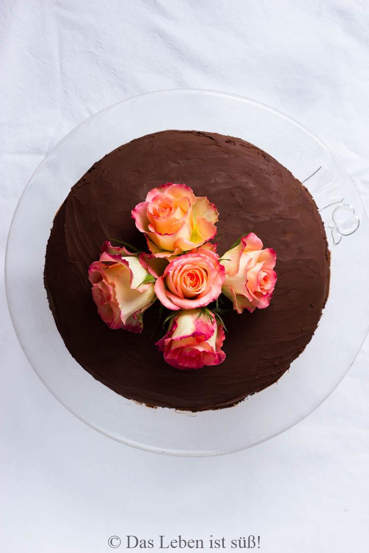 Schokoladen Torte-2