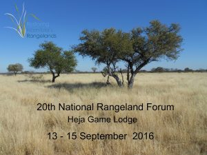 Range land Forum