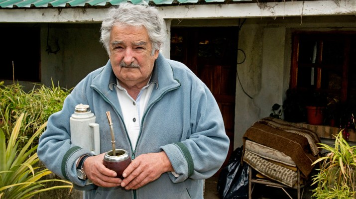 Il fascino di Pepe Mujica