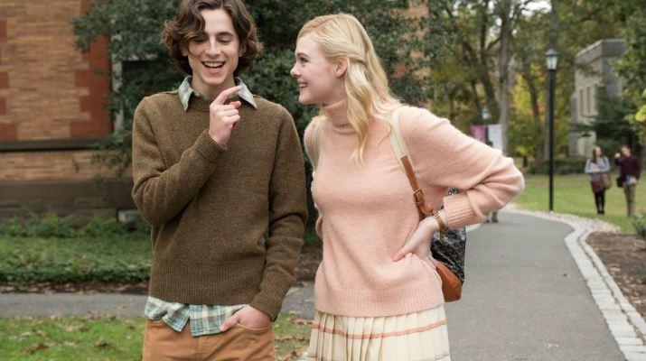 Un Giorno di Pioggia a New York, l'ultimo film di Woody Allen