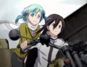 Sword Art Online, la seconda stagione