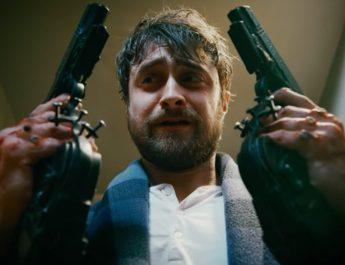 Guns Akimbo, fare bang bang in rete con Daniel Radcliffe