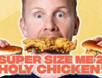 Super size me 2: Holy Chicken su Amazon Prime Video