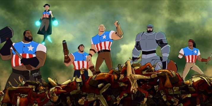 America: il film