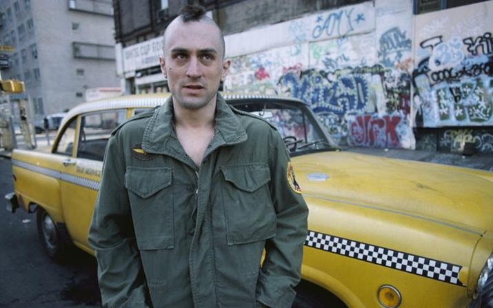 Travis Bickle mohicana