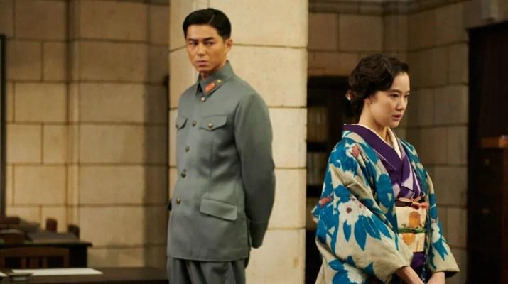 wife of a spy recensione film Kurosawa
