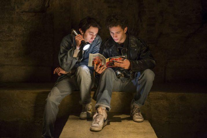 Il mostro della cripta