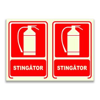 stingator fotoluminescent