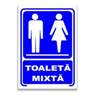 TOALETA MIXTĂ