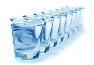 Approximate water intake When It's Cold