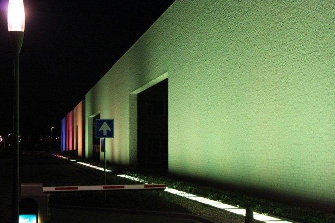 Wallwashers LED-verlichting