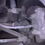 Rover Mini Xn - vorderer oberer Schmiernippel Fahrerseite